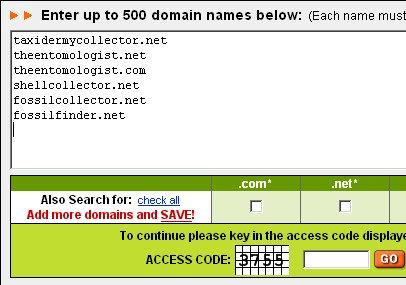 bulk register domains
